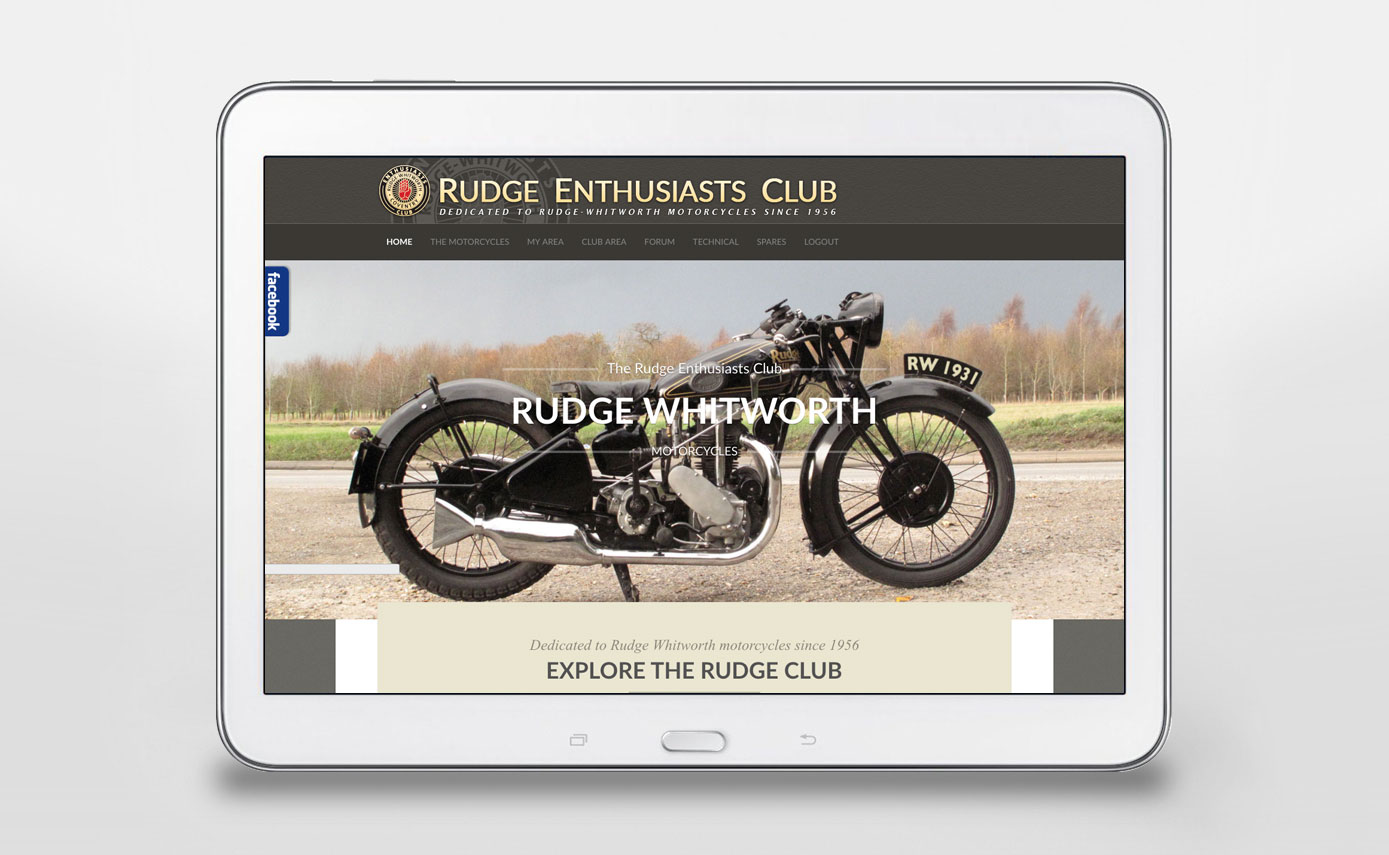 Rudge Enthusiasts Club